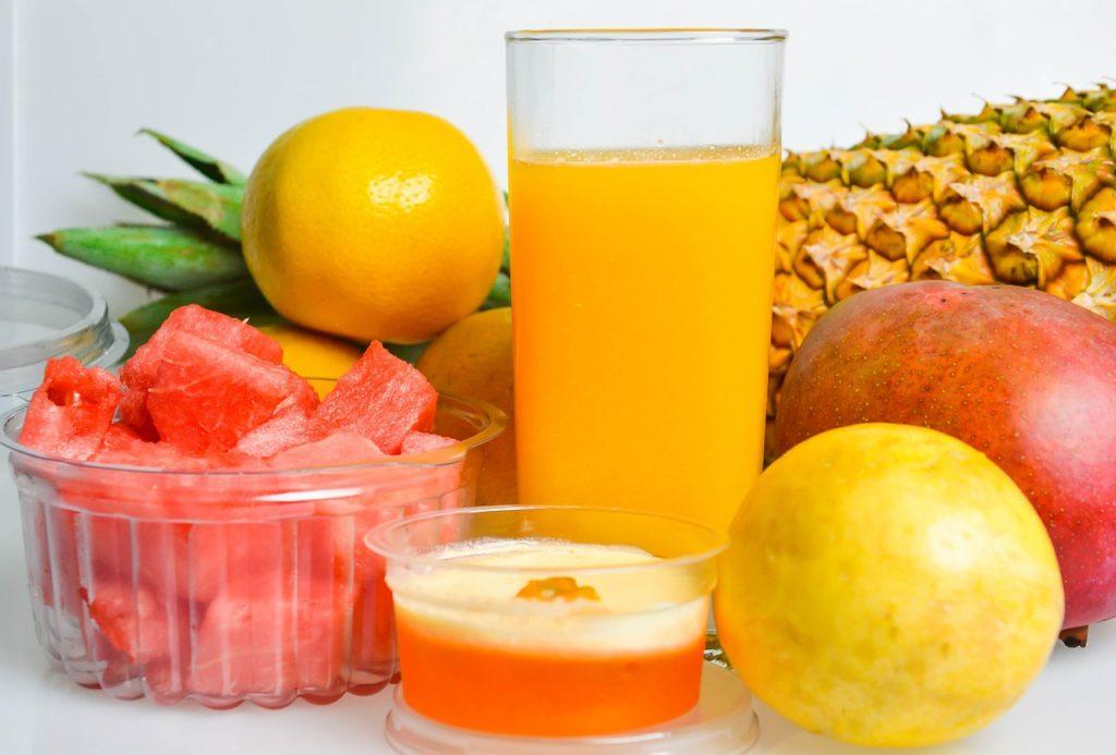 과일 주스 - 과일 주스는 탄산과 함께 해로운가?