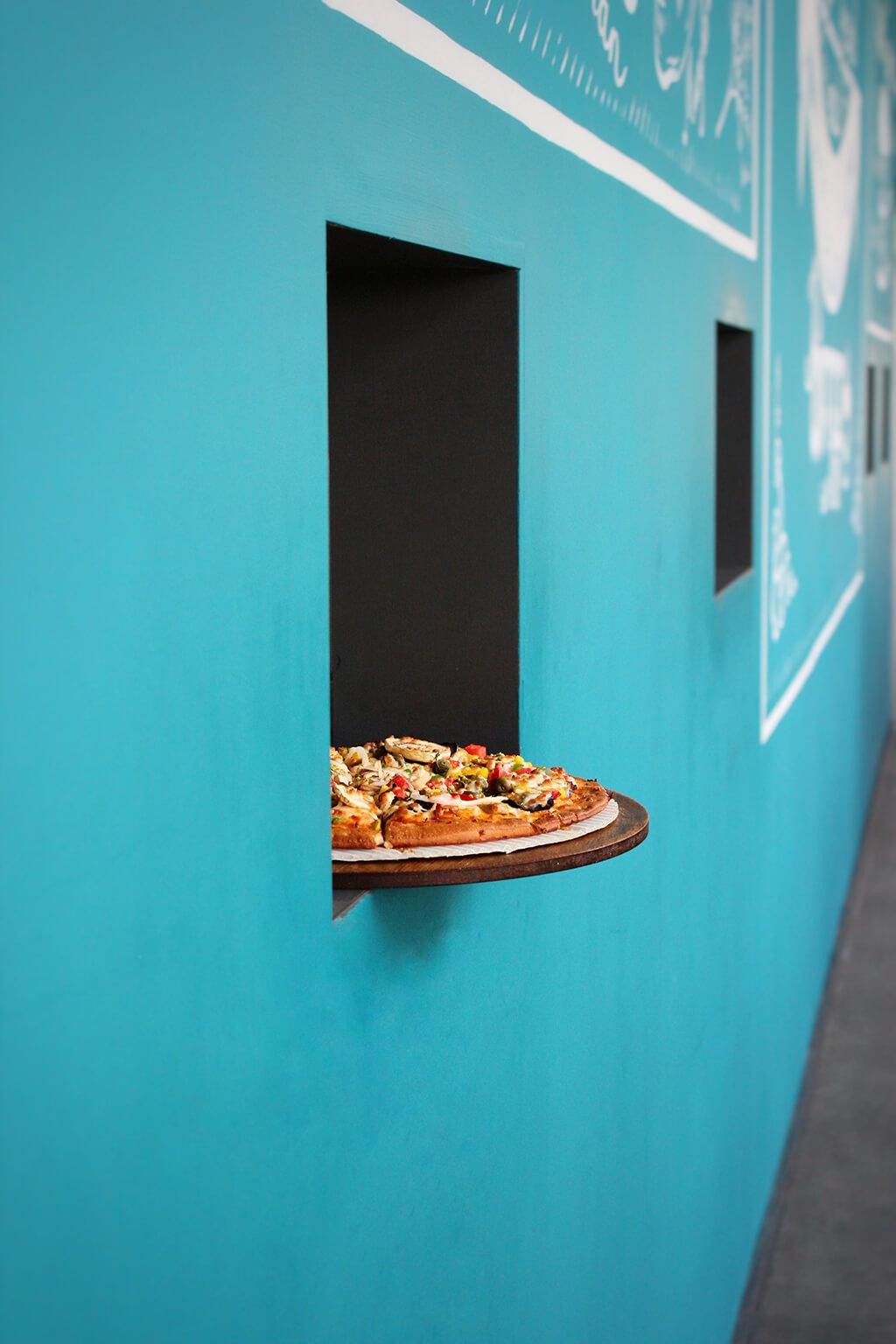 음식 중독 유발하는 피자