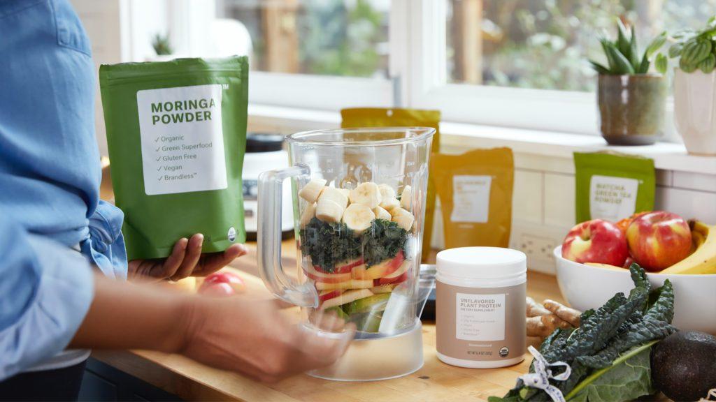 마그네슘 효능 - 건강한 식사 시간