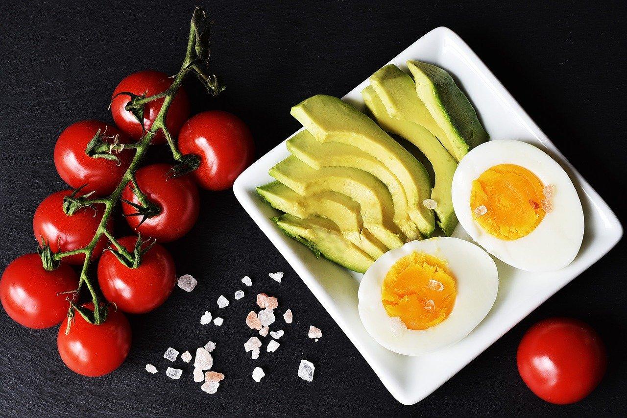 케토제닉 다이어트 음식 사진
