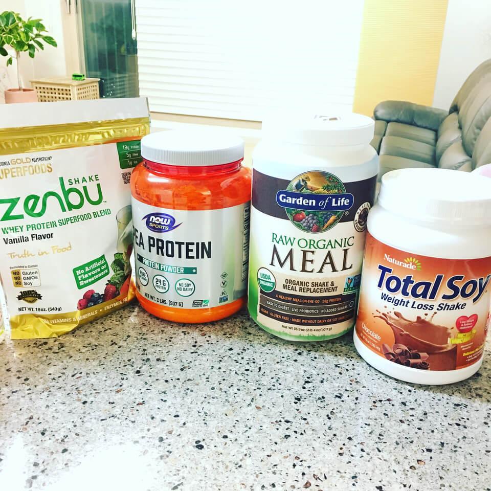 아이허브 단백질 보충제