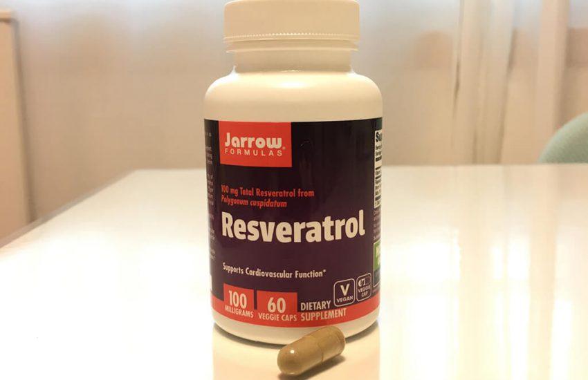 레스베라트롤 효능 - 자로우 영양제