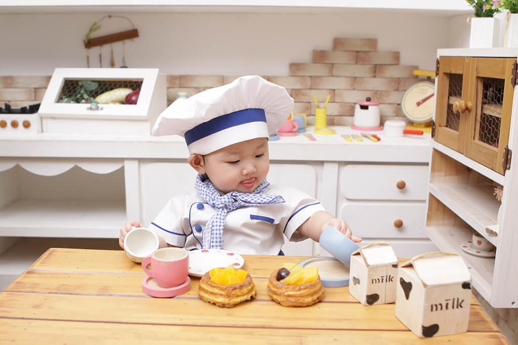 아이허브 할인코드 전속 아기 모델