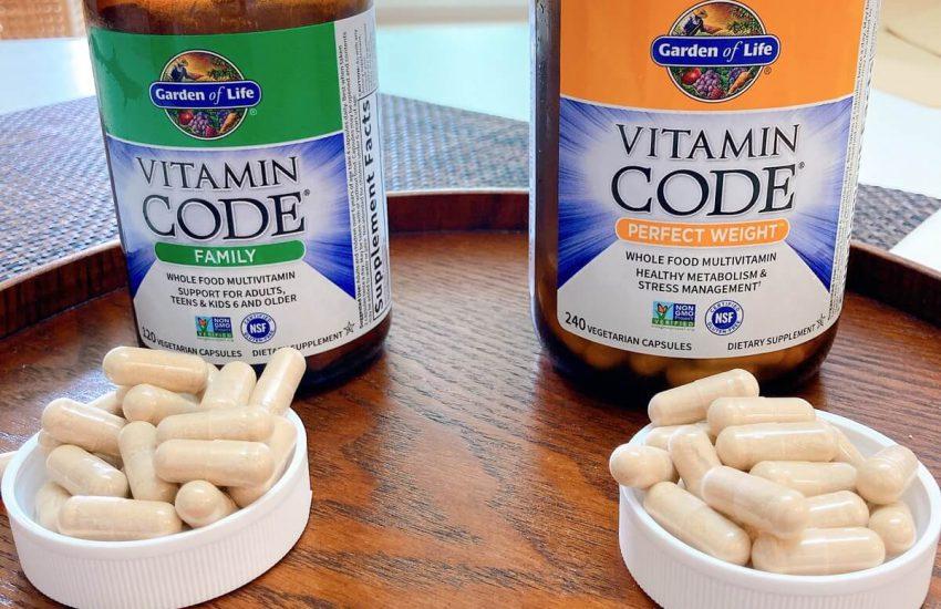 아이허브 종합비타민 추천 - 자연 유래 비타민 2가지