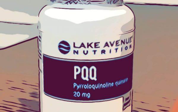 PQQ 효능 레이크 에비뉴 뉴트리션 제품