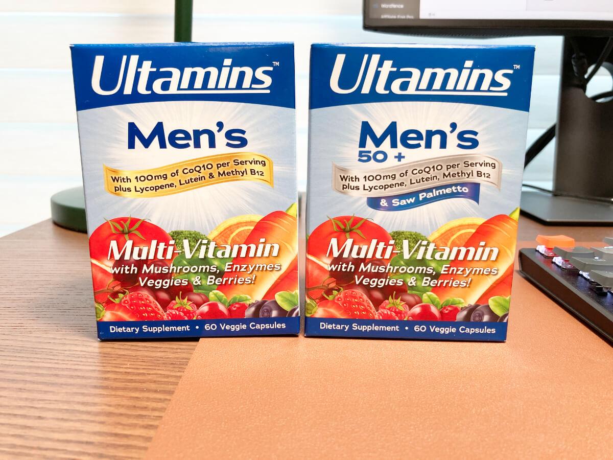 멀티비타민 앤 미네랄 얼타민(Ultamins)